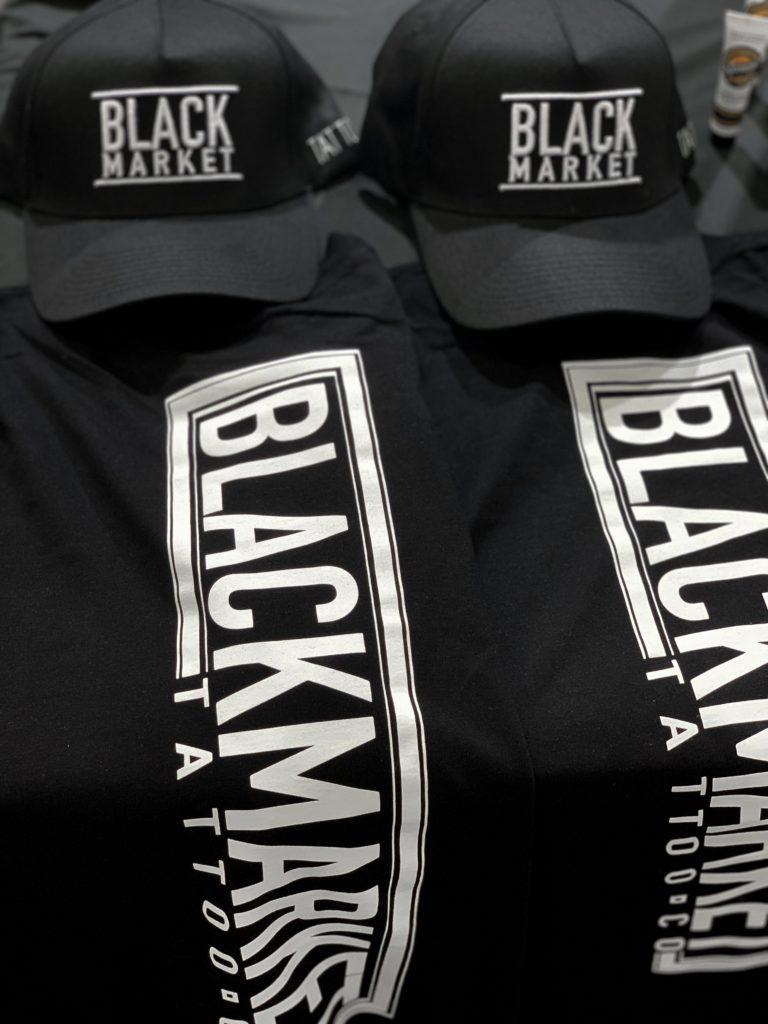 Blackmarket streetwear at Aus Tattoo Expo